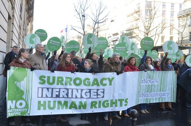 Rassemblement citoyen devant le Conseil de l'Europe – Photos